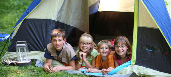 6th Annual Family Festival & Sleepover Under the Stars